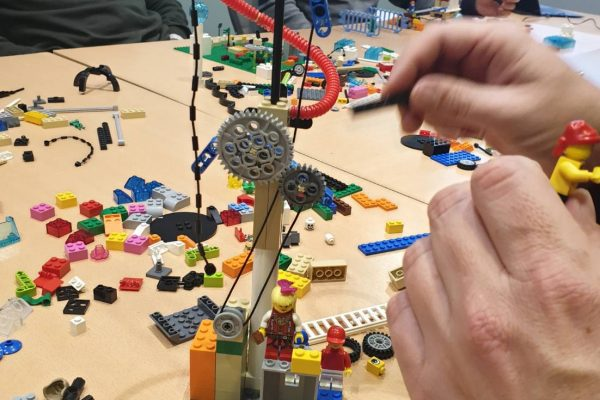 Team Building Lego Serious Play radionica definisanje zajedničkih ciljeva